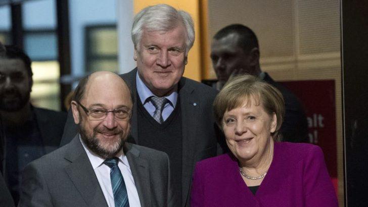 Almanya Siyasetinde Sular Durulmuyor