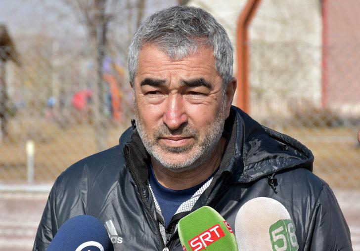 """Samet Aybaba: """"Ligin en iyi kadrolarından birini yendik"""""""