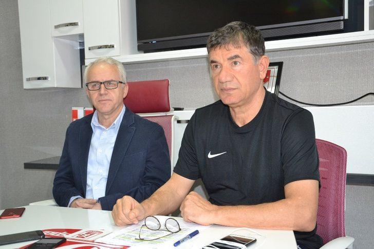Balıkesirspor Baltok Kulüp Başkanı Remzi Boncuk'tan TFF'ye maç günü sitemi