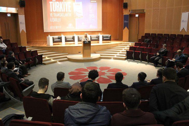 """Türkiye'nin """"transatlantik ilişkileri"""" masaya yatırıldı"""