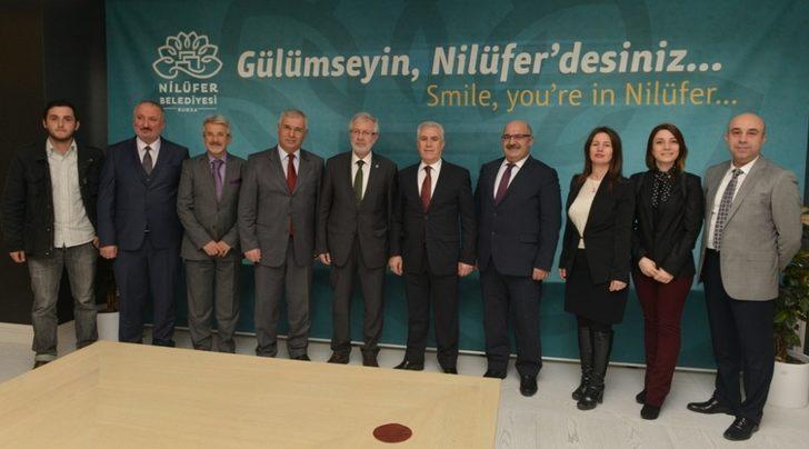 Nilüfer ile üniversite iş birliği