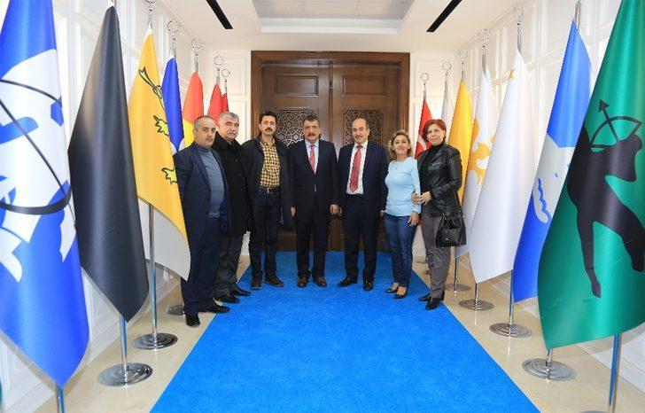Gürkan'dan MASTÖB'e övgü