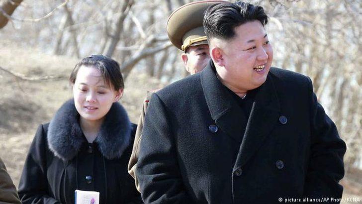 Kim'in kardeşi Güney Kore'deki Olimpiyatlar'a gidiyor