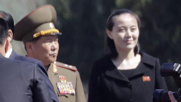 Kuzey Kore Lideri Olimpiyatlara Kız Kardeşini Gönderiyor