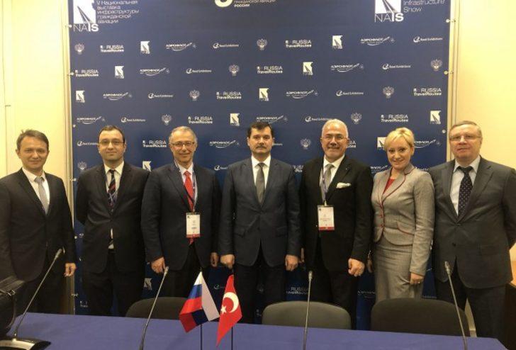 Türkiye ve Rusya, yerli hava araçlarının ticaretine ilişkin anlaşma imzalandı