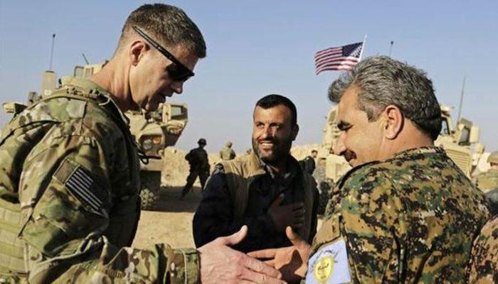 ABD'den terör örgütü YPG'ye skandal destek!