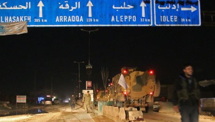 Times: Türkiye ile Esad rejimi Suriye'nin kuzeybatısında karşı karşıya geliyor
