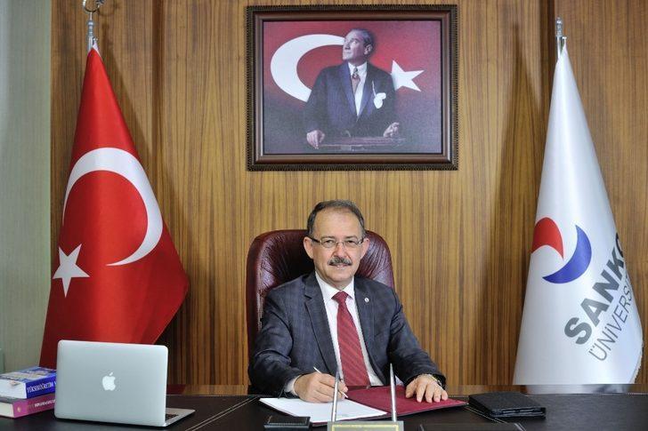 """Gaziantep'e """"Gazi"""" unvanı verilişi"""