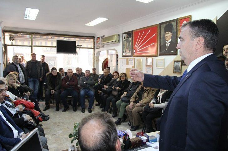Başkan Gençer'den CHP yönetimine iade-i ziyaret