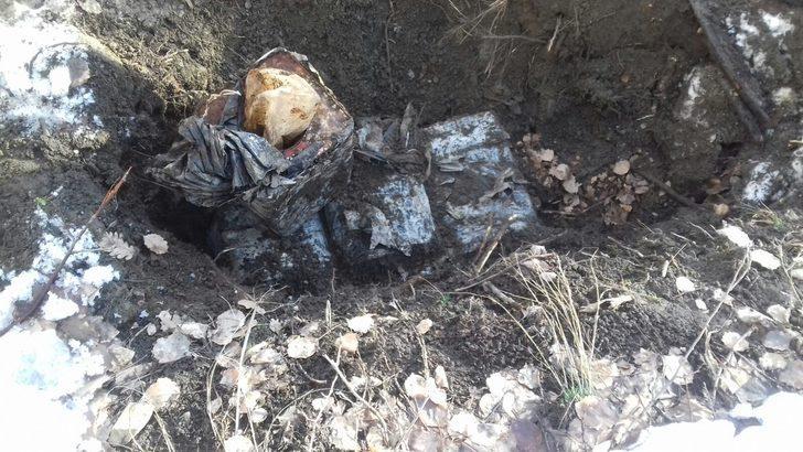Bitlis'te el yapımı patlayıcı ele geçirildi