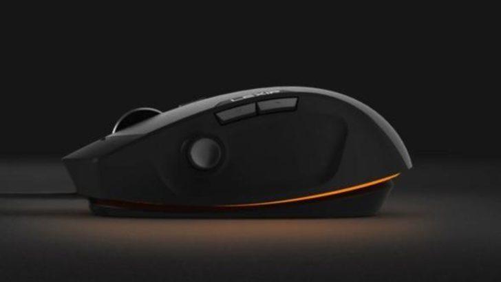 Dünyada bir ilk: 3 boyutlu oyuncu faresi