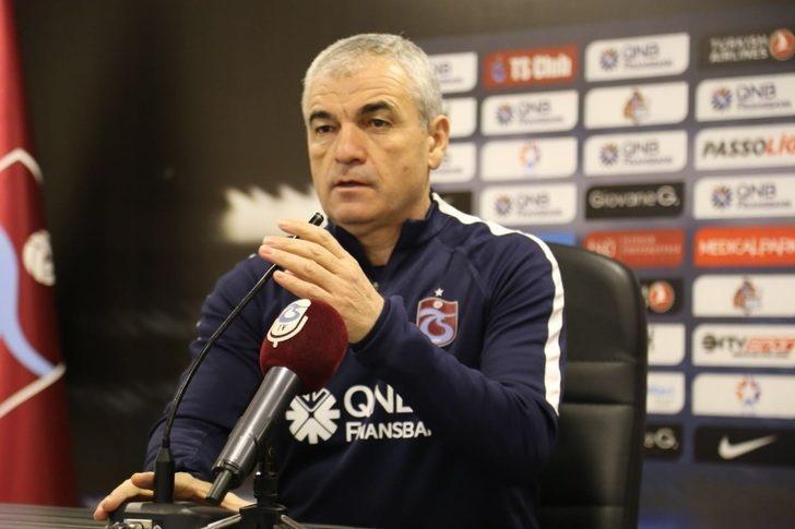 """Rıza Çalımbay: """"Gençlerbirliği ve Başakşehir maçlarını kazanırsak ligi daha iyi bir yerde bitirebiliriz"""""""