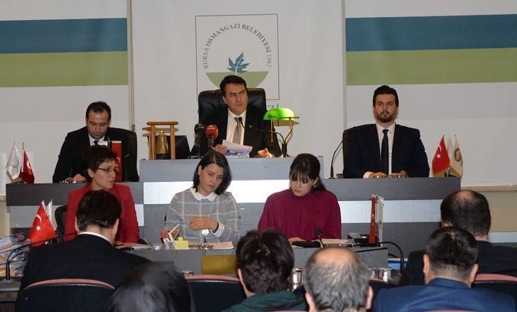 Osmangazi'den Afrin Harekâtı'na destek