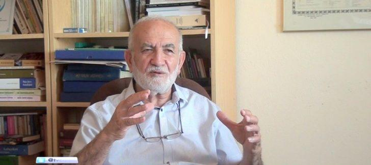 'Avrupa Özgürlük Sevgisi'  ödülü ÇOMÜ'lü Öğretim Üyesi Prof. Dr. İsmail'e