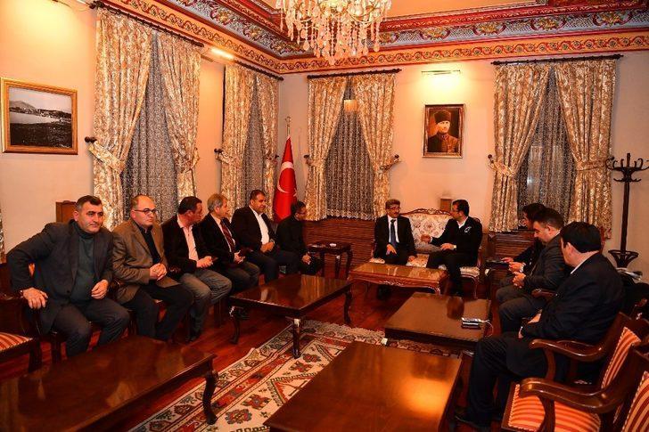 Başkan İmamoğlu, Kars ve Ardahan'da temaslarda bulundu