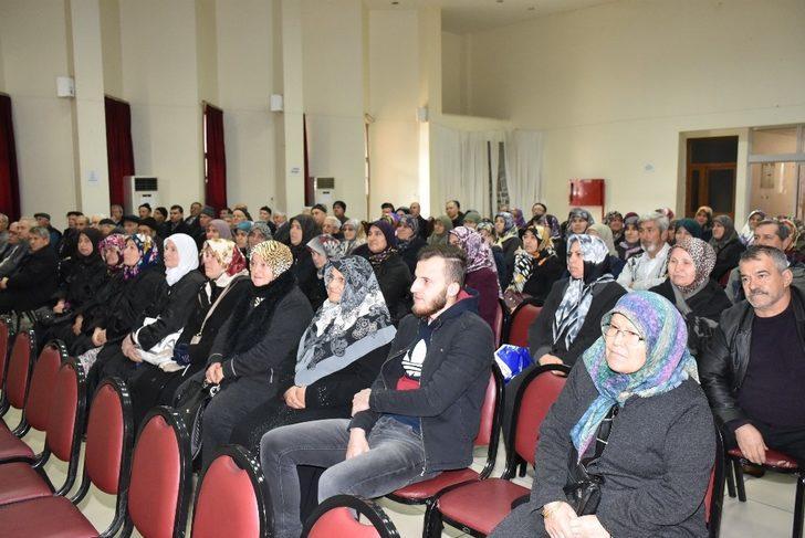 Diyabet hastalarına seminer