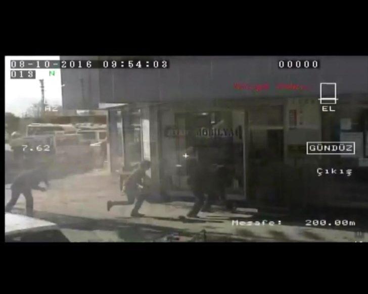 Zırhlı aracın makineli tüfeiyle 4 kişinin öldüğü yerde keşif yapılacak