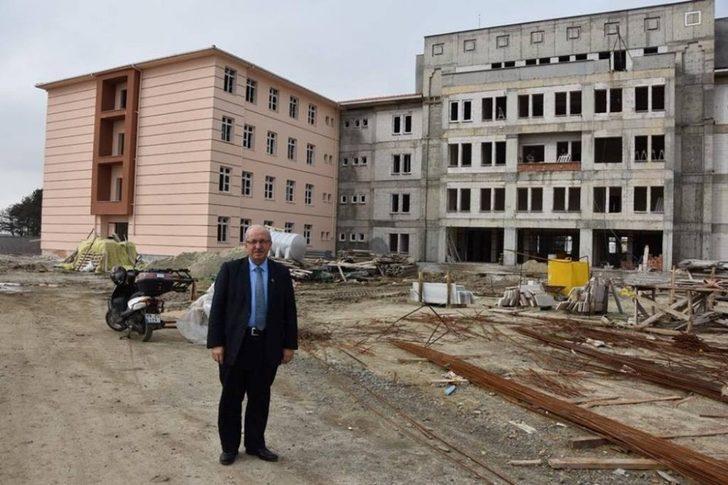 Başkan Albayrak Saray'da çalışmaları yerinde inceledi