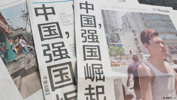 Araştırma: Çin Avrupa medyasına sızıyor