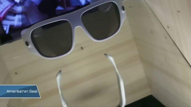 360 Derece Video Kaydeden Gözlükler