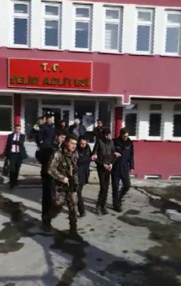 Kars'ta kan davası cinayeti zanlıları tutuklandı