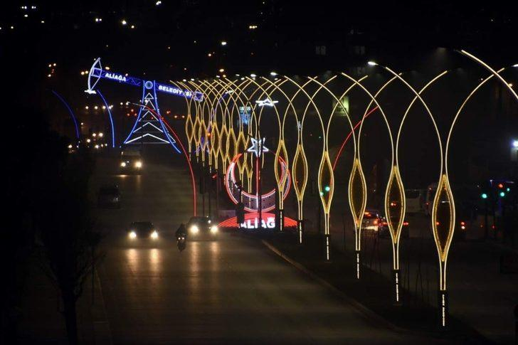 Aliağa'ya yeni kent görseli