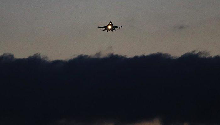 Son dakika: Türk jetleri Afrin'de PKK hedeflerini vuruyor