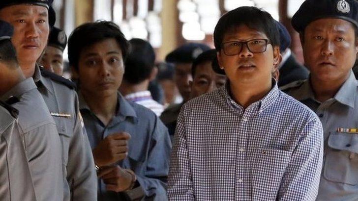 Reuters, Myanmar'da tutuklu iki muhabirinin üzerinde çalıştığı araştırmayı yayımladı