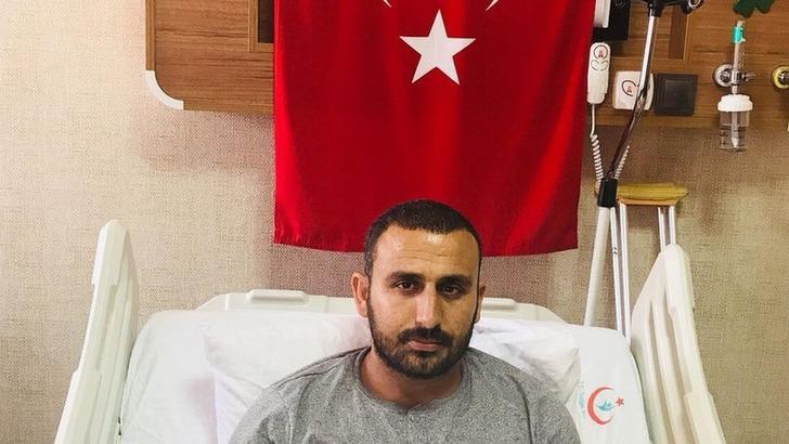 """Zeytin Dalı Harekâtı'nda yaralanan askerler anlatıyor: """"Yine olsa yine gideriz"""""""