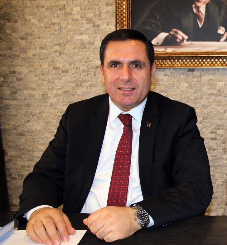 Ahmet Tiryakioğlu Antep'e Gazilik ünvanı verilişinin yıl dönümünü kutladı
