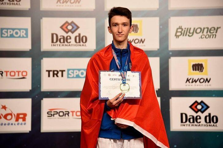 Avrupa Şampiyonu oldu