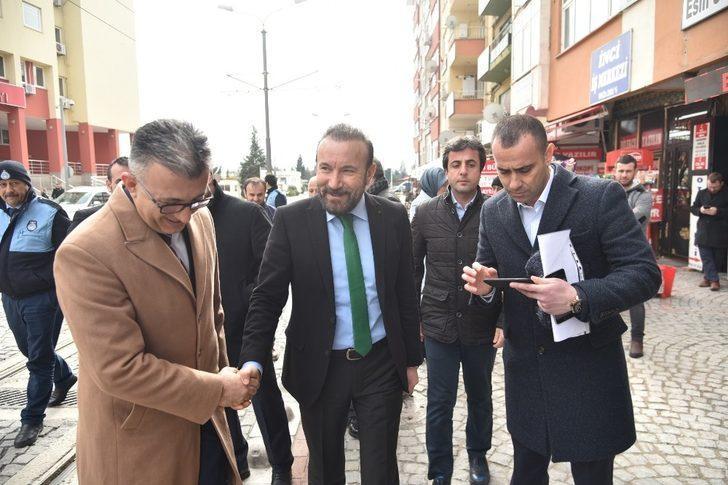 Başkan Doğan, Karabaş mahallesini gezdi
