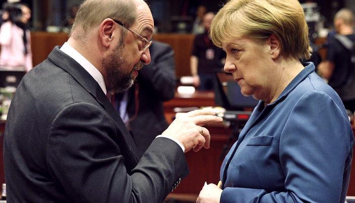 Almanya koalisyon sonrası karıştı! İşte Merkel'in yerine konuşulan isim