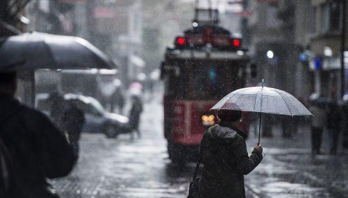 Hafta sonu hava durumu nasıl? Meteoroloji'den İstanbul uyarısı