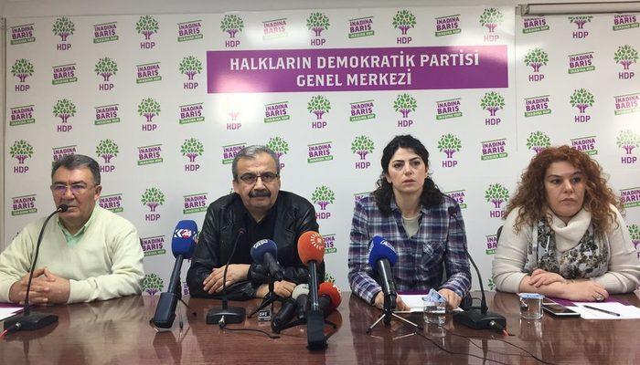 HDP'li Sırrı Süreyya Önder: Diz çökmeyeceğimizi artık anlamış olmalılar