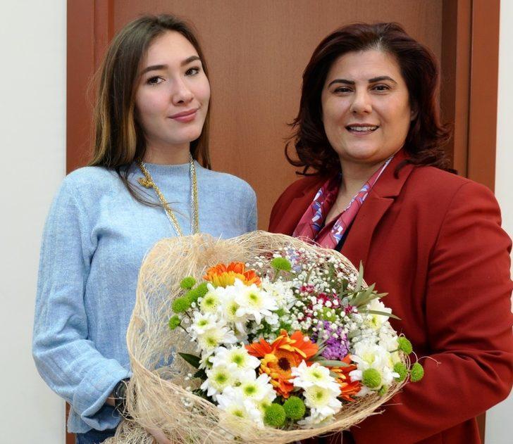 Aydın'ın gururu şampiyonluğu Çerçioğlu'na hediye etti