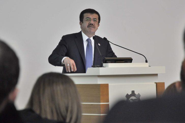 Bakan Zeybekci: Faizin dezavantajını ortadan kaldırmak için elimizden gelen her türlü desteği vereceğiz
