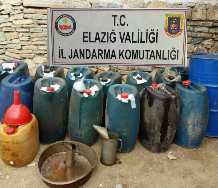 Elazığ'da PKK/KCK operasyonu: 3 şüpheli gözaltına alındı
