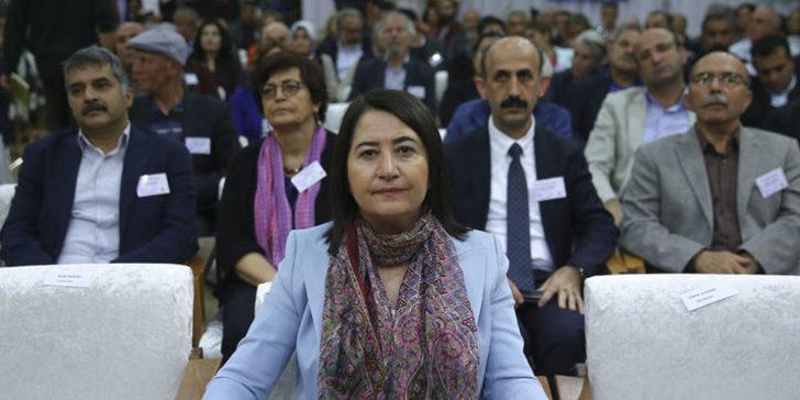 HDP Eş Genel Başkanı Serpil Kemalbay hakkında gözaltı kararı!