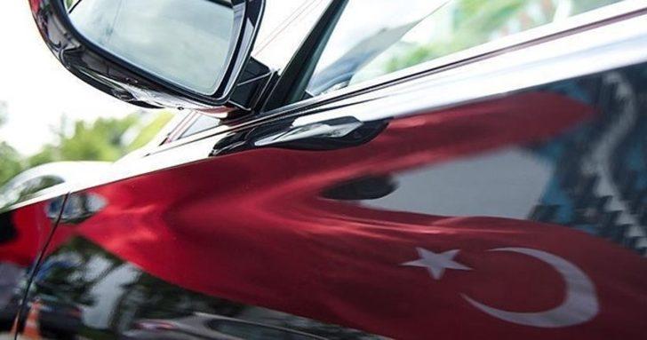Sunumu yapılan yerli otomobil Erdoğan'dan tam not aldı