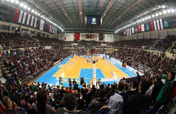 Büyükşehir Basket Takımının konuğu Yeşilgiresun