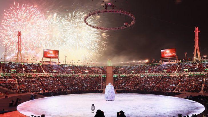 Tarihin en soğuk Kış Olimpiyatları açılış töreniyle başlıyor