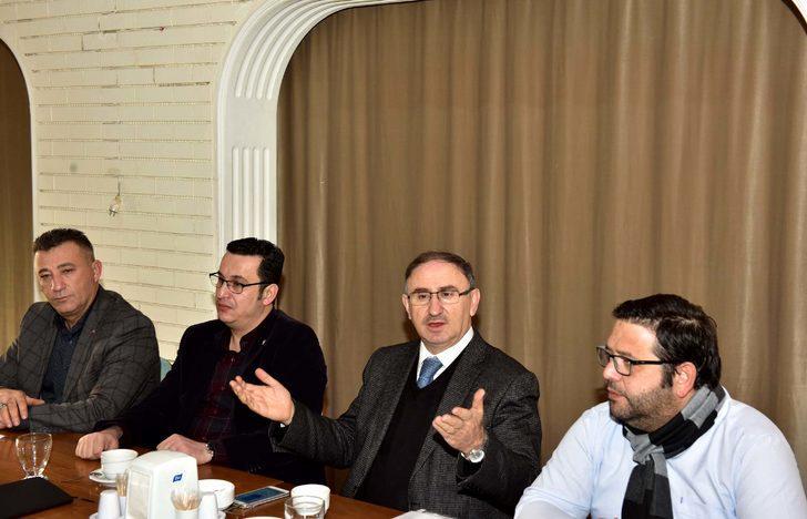 Bursa'da siyanürle altın madenciliğine karşı ortak tepki
