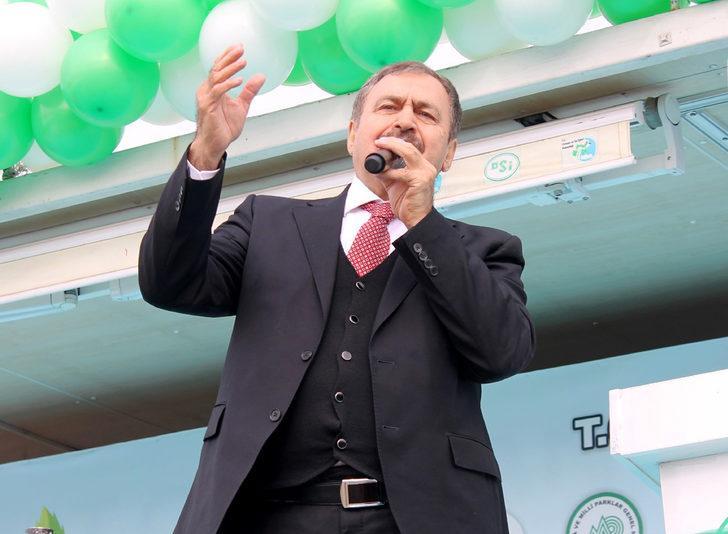 Bakan Eroğlu: Sınırlarımızda yeni bir devlete müsaade etmeyeceğiz