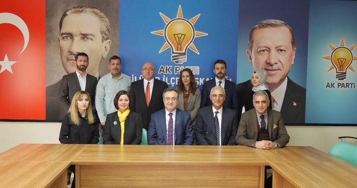 AK Parti Nilüfer'de yürütme kurulu belli oldu