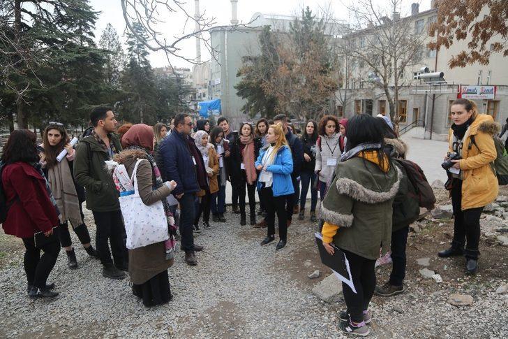 Develi Cumhuriyet Meydanı için akademik çalıştay