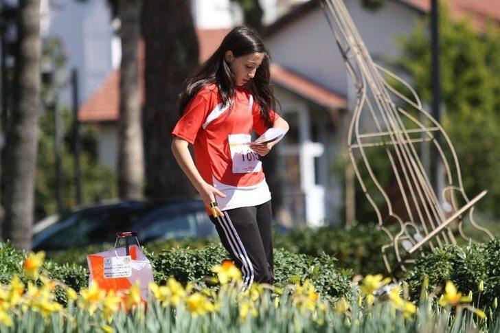 Alanya'da Oryantiring yarışı yapılacak
