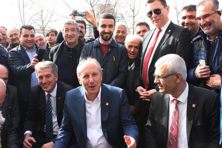 CHP'li İnce: Tüzük değişikliğini 100 bin imza ile sunacağım
