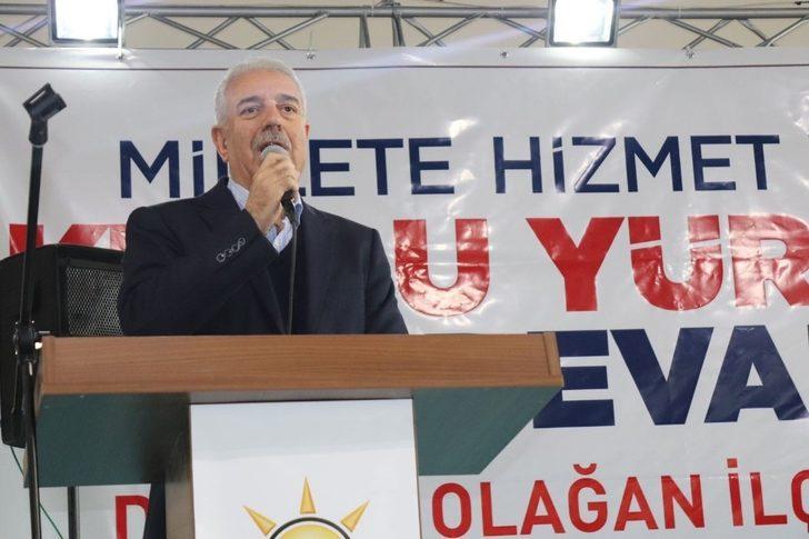 AK Parti Mardin İl Kongresi tarihi belli oldu