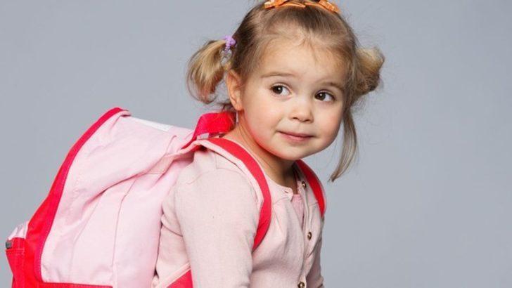 Çocuklar ağırlıklarının yüzde 10'u kadar çanta yükü taşımalı